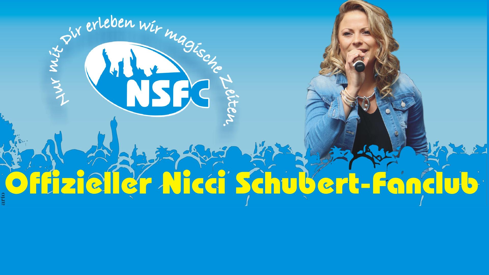 Offizieller Nicci Schubert Fanclub